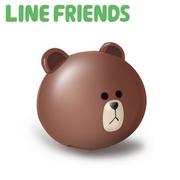 [TAITRA] LINE FRIENDS 3D Brown 2.1A Dual USB High Speed AC Adapter (LN-CR01)