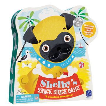 (Educational Insights)Educational Insights American children's educational board games - dog snacks Sprite Wars