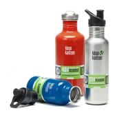(Klean Kanteen)US Klean Kanteen stainless steel bottle 800ml- Currie joy Peach