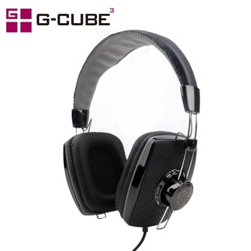 (G-CUBE)G-CUBE 550i HD soundproof type stereo headphones