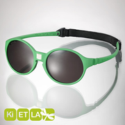 (KIETLA)France KIETLA-Jokakids Qiaoke Di children Sunglasses (4-6 years / pine green)