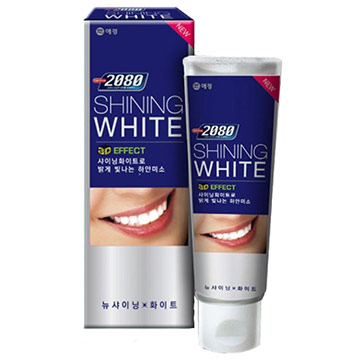 (2080)[2080] Triple Whitening Toothpaste Treatment (100g) X2 into