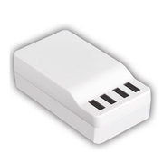 (Utech)Utech Power Smart 4Port USB Foldable quick charger
