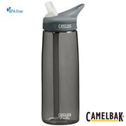 [TAITRA]  CAMELBAK ขวดน้ำพกพาพร้อมหลอดดูด ขนาด 750 มล. สีดำคาร์บอน CB53355