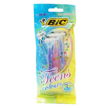 (BIC)BIC lighter knife lady three (3 in)