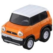 Ah Q car back to power version - QP16 HUSTLER (Orange)