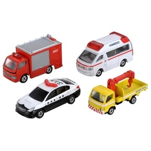 (TOMICA)TOMICA - emergency vehicle group