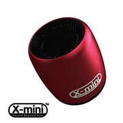(X-MINI)[X-mini CLICK] Bluetooth remote speaker (red)