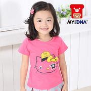 [MY + DNA Bear Head] เสื้อแมวตลก - แตงโมสีแดง (D2164-18)