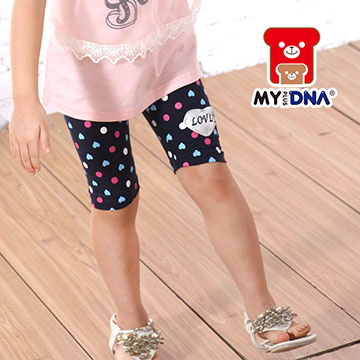 (MY+DNA)[Part] MY + DNA bears little bit short in the colorful leggings - Zhang Qing (D2177-58)