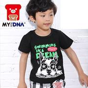 (MY+DNA)[Part] MY + DNA Bear sleeping dog coat - black (D2103-88)