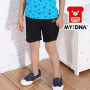 (MY+DNA)[MY + DNA Bear headquarters] stars modeling shorts - black (D2119-88)