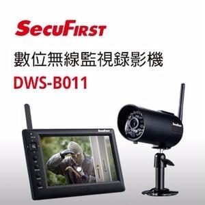 [TAITRA] SecuFirst อัศวินดำ 2.4GHz กล้องตรวจจับไวไฟดิจิตอล DWS-B011