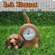 [TAITRA]  La Kasa ~ ชุดจำลองการรักษาสัตว์น่ารัก - จับเวลากระดิกหางบนโต๊ะ - ดัชชุน