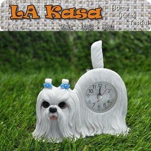 [TAITRA]  La Kasa ~ ชุดจำลองการรักษาสัตว์น่ารัก - จับเวลากระดิกหางบนโต๊ะ - มอลตา