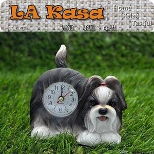 [TAITRA]  La Kasa ~ ชุดจำลองการรักษาสัตว์น่ารัก - จับเวลากระดิกหางบนโต๊ะ - ชิสุ