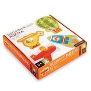 (PetitCollage)US PetitCollage - Elementary Puzzle - Pilots