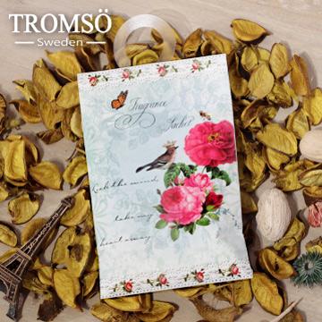 (TROMSO)TROMSOx French charm - pure elegance fragrance hook big bag / gardenia