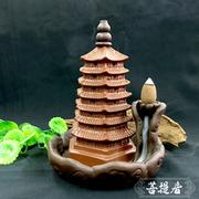 (菩提居)【Bodhi home】 purple sand champion and the first Wenchang for the furnace