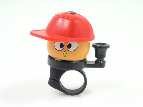 Baseball kid bicycle bell