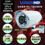 [TAITRA] VPROHD กล้องคล้ายคลึงแบบกระสุน เปิดตัวที่แข็งแกร่ง