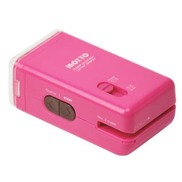 (Inozto)Inozto 3-in-1 multifunction personal demolition of the letter confidential shredding machine - Pink