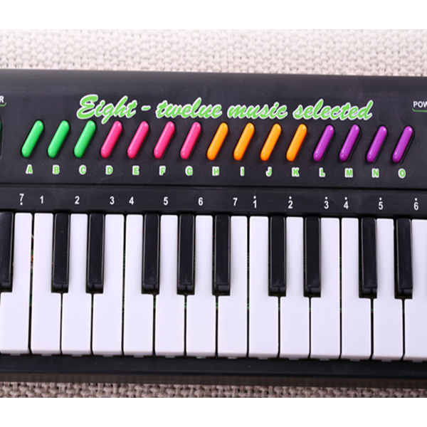 [TAITRA] Electronic Learning Piano Toy (w/ mic)