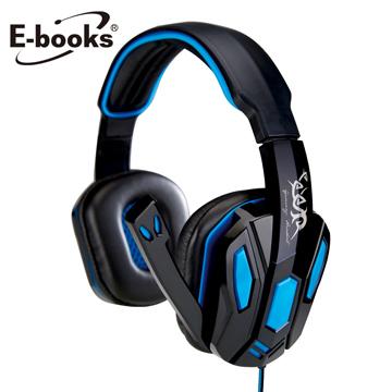ไมโครโฟนหูฟังสำหรับเล่นเกม E-books S42