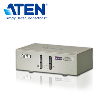 [TAITRA] ATEN 2-Port USB Interface KVM Multi-Computer Switcher CS72U