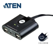 [TAITRA] 2-Port USB Peripheral Sharing Device (US224)