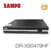 [TAITRA] Sampo DR-XS0479HF 4 Channel H.264 1080P High-Definition Video Surveillance Monitor