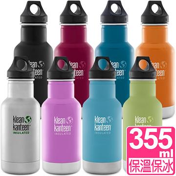 (Klean Kanteen)US Klean Kanteen 355ml narrow mouth thermos any menu support