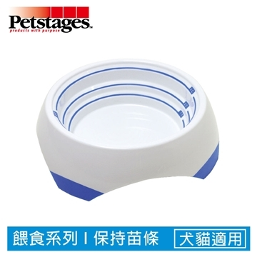 (Petstages)** Healthy appetite control Bowl (L) ** for the need to control the weight of the pet design