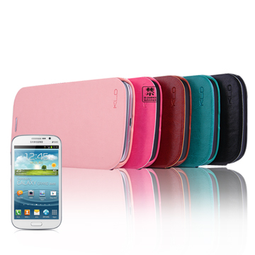 KALAIDENG card to board the British series Samsung Grand Duos rollover protective sleeve