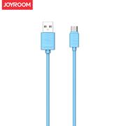 JOYROOM S118 Swift Series MicroUSB สายส่งการชาร์จ (สีฟ้า)