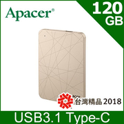 (Apacer) Apacer ASmini 120GB Pocket Solid State Drive