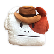 (CRAFTHOLIC)CRAFTHOLIC cosmic people western cowboy big pillow
