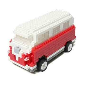[TAITRA]  มาร์ทโฟน UTICO การควบคุมระยะไกลการก่อสร้างตึกรถ (รถบัสคลาสสิก - สีแดง)