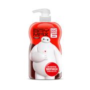 (快潔適)[Fast] antibacterial body wash clean fit - Big Hero 6 1000ml