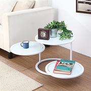 Broadwood family - three rotating small coffee table 45 * 45 * 38.5cm
