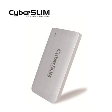 [TAITRA] CyberSLIM M2R กล่องSSDฮาร์ดดิสก์เชื่อมต่อจากภายนอก พอร์ต USB3.1 (Type-C)