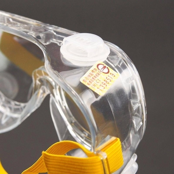 [TAITRA] (Protective Equipment) Enhanced Anti-Fog Chemical Protection Goggles