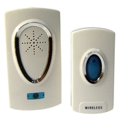 [TAITRA] Landscaping - Waterproof Plug-In Wireless Remote Control Doorbell D3925