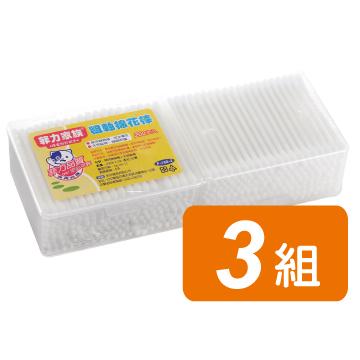 [TAITRA] Fei Li Jia Zu Thick Stick Swab (400 pcs/unit x 3 Units)