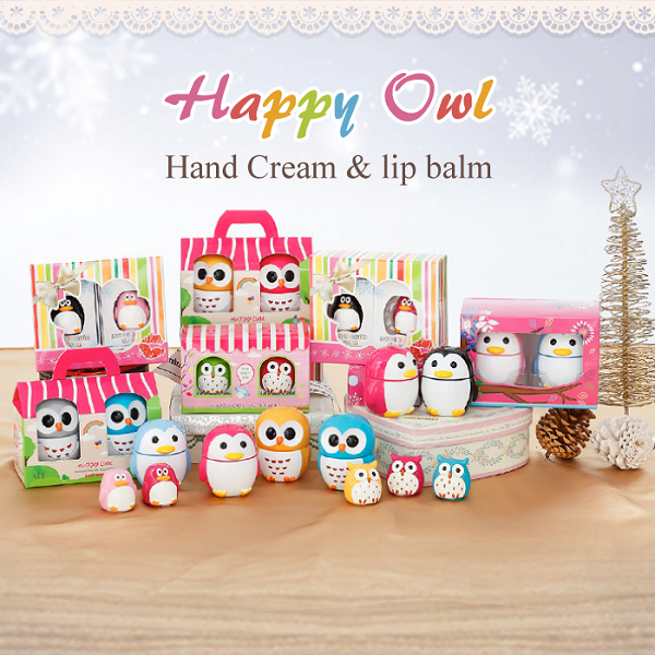 (HAPPYOWL)HAPPYOWL Happy Owl balm - love lemon 1.5G