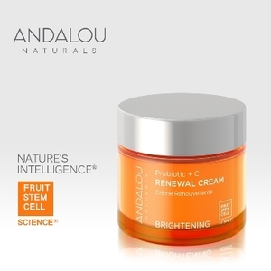 (ANDALOU)【ANDALOU Andrew】 Whitening C Cream 50ml (new)