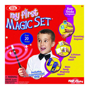 (【美國Ideal】我的第一套魔術寶典)Ideal [US] My First Magic Collection