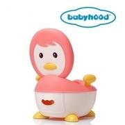 (วัยเด็ก) เพนกวินน้อยน่ารักห้องน้ำลิ้นชักไม่เต็มเต็ง - ชมพู