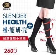 [TAITRA] 《Mar Chella》 260 Denier Progressive Pressuring Healthy Functional Socks /Knee High Socks