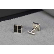 [TAITRA] Exquisite Arty Pattern Cufflinks